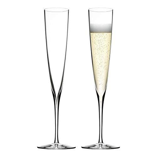 Waterford Elegance 40001104 - Juego de flauta para trompeta (160 ml, cristal, 160 mililitros)