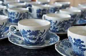 Tazas de Porcelana China