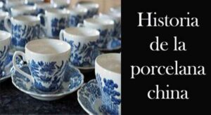 Historia de la porcelana china