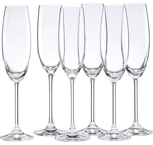 Lenox Tuscany - Copas de champán clásicas