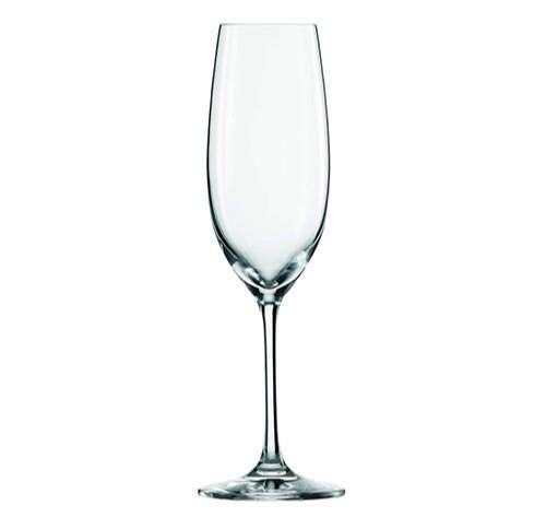 Schott Zwiesel Juego de 6 copas de champán Cristal