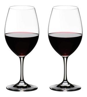 Copas de vino tinto Riedel Ouverture