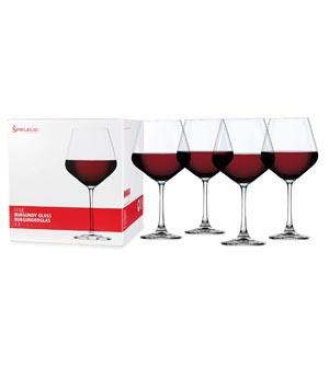 Copas de vino tinto de estilo profesional Spiegelau